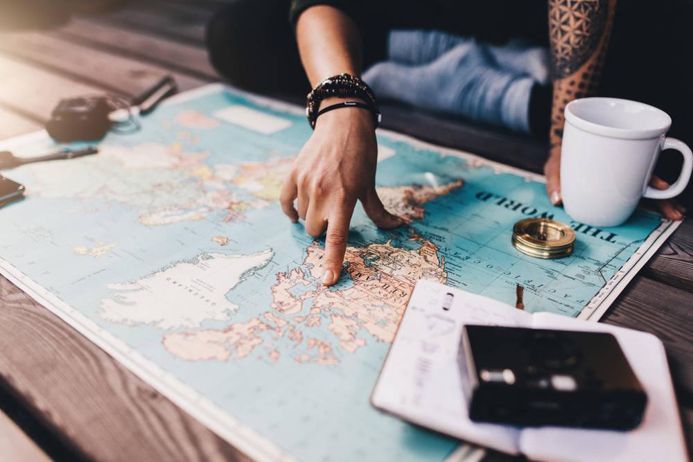 Cuál es tu Forma de Viajar