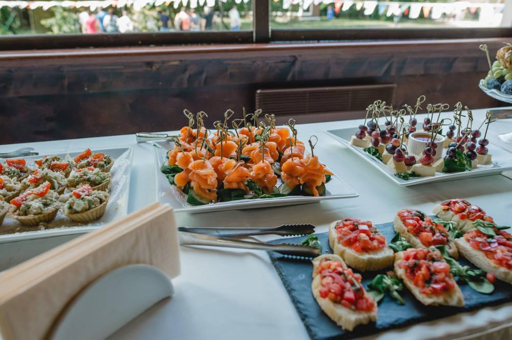 La Frolita: catering de lo más selecto