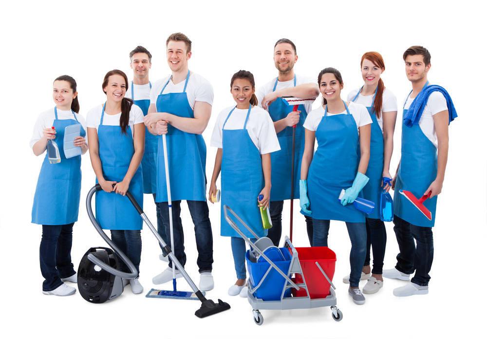 ¿Apenas tienes tiempo de limpiar? Contrata a un servicio de limpieza a domicilio