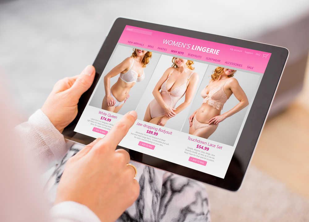 Las empresas eróticas se benefician de las posibilidades de la red
