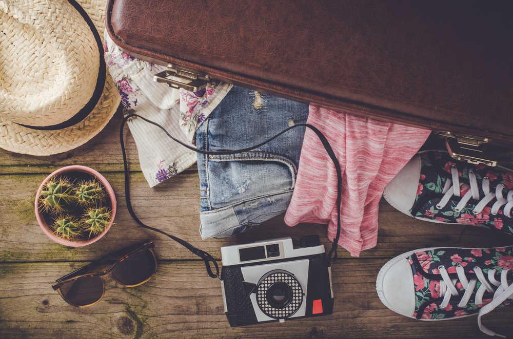 ¿Cómo hacer el equipaje para viajes largos?