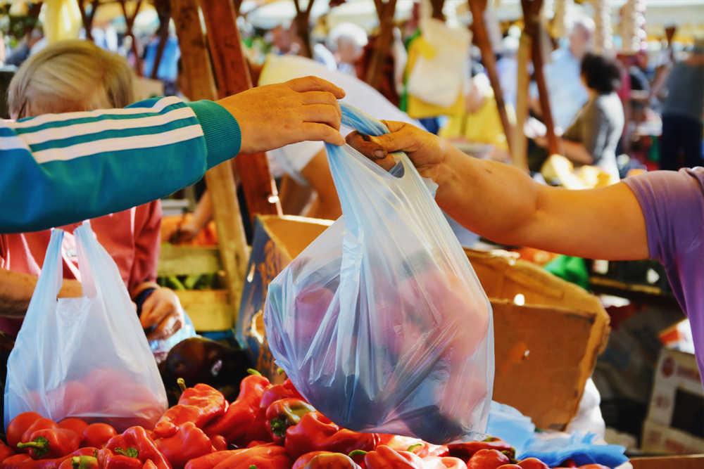 Bolsas de plástico que no contaminan, ¡sí se puede!